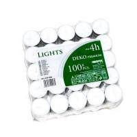 Свічка таблетка біла 100 шт.