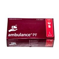 Рукавички гумові L Ambulance