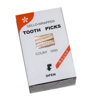 Зубочистки
