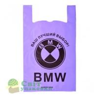 Пакет BMW (39х60) 50шт