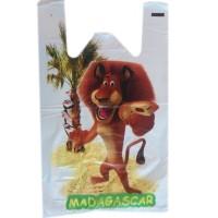 """Пакет """"Мадагаскар"""" (30х50) 250шт"""