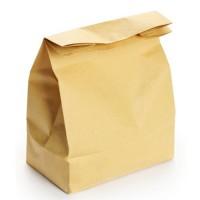 Пакети для фасовки паперові (140х60х220)