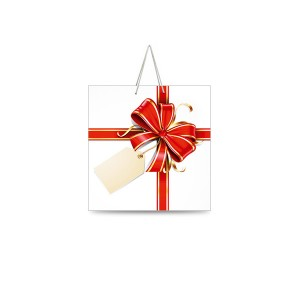 Подарунковий пакет 22х23