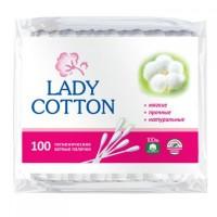 """Палочки ватнi """"Ledy Cotton"""""""